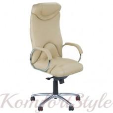 Elf (Эльф) steel chrome офисное кресло директора