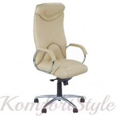Elf (Эльф) steel chrome comfort офисное кресло директора