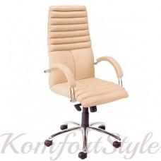 Galaxy steel chrome (Гелакси) компьютерное кресло для руководителя
