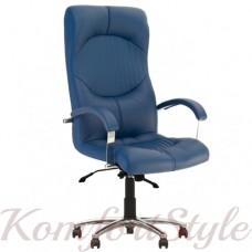 Germes (Гермес) ANYFIX steel chrome кресло для офиса директора