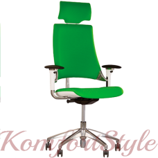 HIP HOP WHITE (Хип-хоп) кресло для руководителя