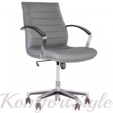 Iris (Ирис) Steel LB Chrome (TILT) кресло для руководителя