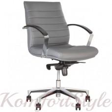 Iris (Ирис) Steel LB Chrome кресло для руководителя