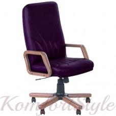 Manager extra (Менеджер экстра) кожаное кресло для руководителя