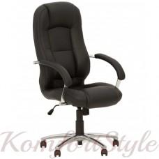 Modus (Модус) steel chrome (TILT) офисное кресло руководителя