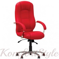 Modus steel chrome (Модус) ANYFIX офисное кресло руководителя