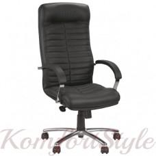 Orion steel chrome (Орион) офисное кресло директора