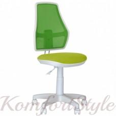 Fox (Фокс) GTS white компьютерное кресло для ребенка