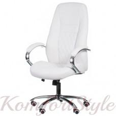 Кресло руководителя Alize white