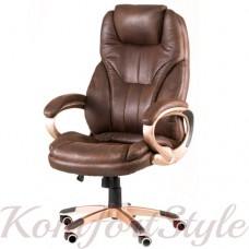 Кресло офисное Bayron brown