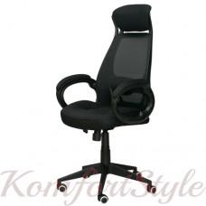 Кресло руководителя Briz black