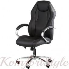 Кресло руководителя Cross black