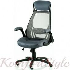 Кресло руководителя Briz 2 grey