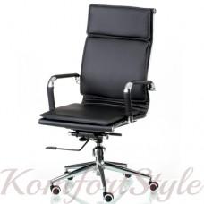 Кресло руководителя Solano 4 artleather black