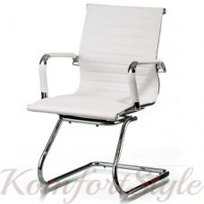 Конференционное кресло Solano artleather conference white