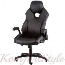 Кресло руководителя Leader black