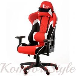 Геймерское кресло ExtremeRace 3 black/red