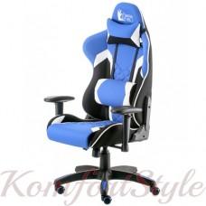 Геймерское кресло ExtremeRace 3 black/blue