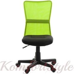 Кресло офисное BELICE, Black/Green