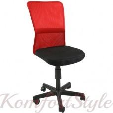 Кресло офисноеBELICE, Black/Red