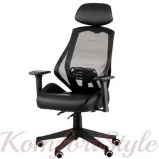Кресло руководителя Alto dark