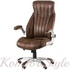 Кресло  руководителя  Conor dark brown