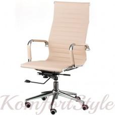 Кресло  руководителя  Solano artleather beige