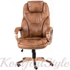 Кресло офисное руководителя Bayron bronze