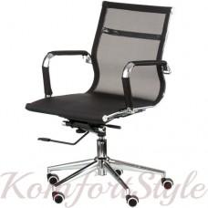 Кресло  руководителя  Solano 3 mesh black