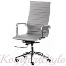 Кресло  руководителя  Solano artleather grey
