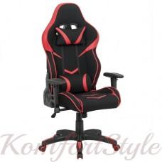 Геймерское кресло ExtremeRace 2 black/red