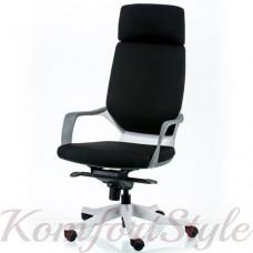 Кресло офисное руководителя APOLLO BLACK/WHITE