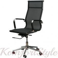 Кресло руководителя Solano mesh black