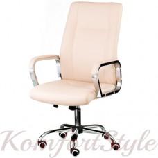 Кресло  руководителя  Marble beige