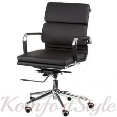 Кресло  руководителя  Solano 3 artleather black
