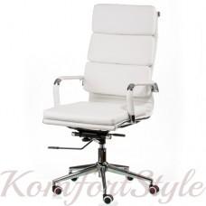 Кресло  руководителя  Solano 2 artleather white