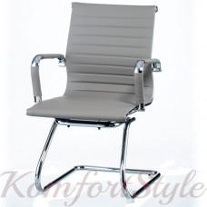 Конференционное кресло Solano artleather conference grey