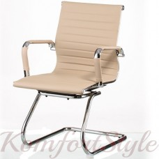 Конференционное кресло Solano artleather conference beige