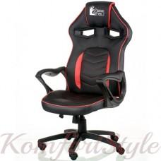 Кресло руководителя Nitro black/red