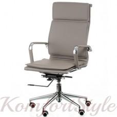 Кресло  руководителя  Solano 4 artleather grey