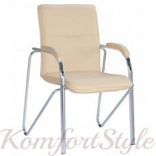 Samba S (Самба S с мягкими подлокотниками) стул офисный