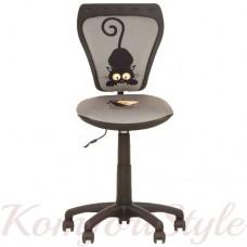 Ministyle GTS CAT GREY (Министайл Кот серый)компьютерное кресло для ребенка