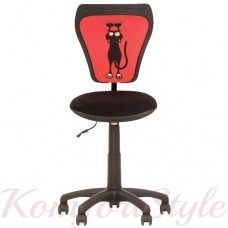 Ministyle GTS CAT RED(Министайл Кот красный) компьютерное кресло для ребенка