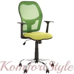 Master Net GTP Chrome (Мастер) кресло офисное для работы за компьютером