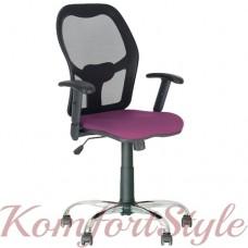 Master Net GTR Chrome (Мастер) кресло офисное для работы за компьютером