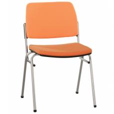 Isit chrome (Изит хром) стул офисный для посетителей