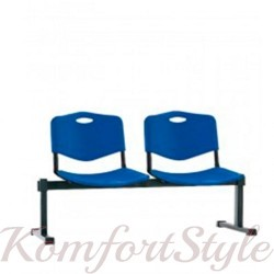 Iso-z plast (Исо Z plast) секция сидений для офиса