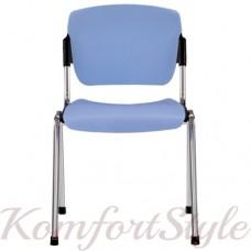 Era plast (Эра пласт) офисный стул с пластмассовой сидением и спинкой