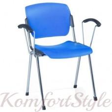 Era arm plast (Эра арм пласт) офисный стул с пластмассовой сидением и спинкой