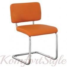 Sylwia lux chrome (Сильвия люкс) стул офисный для посетителей